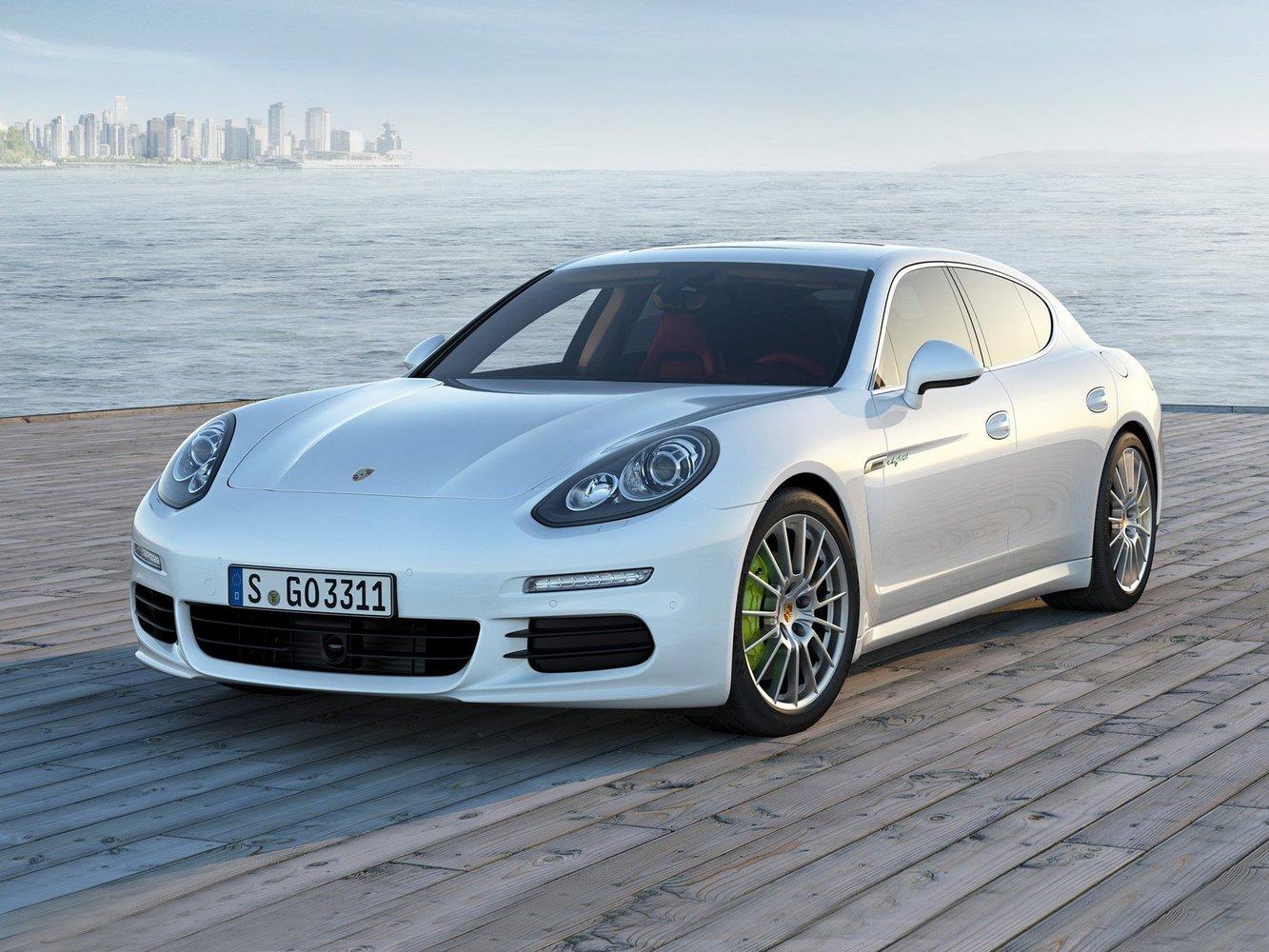 porsche Porsche Panamera