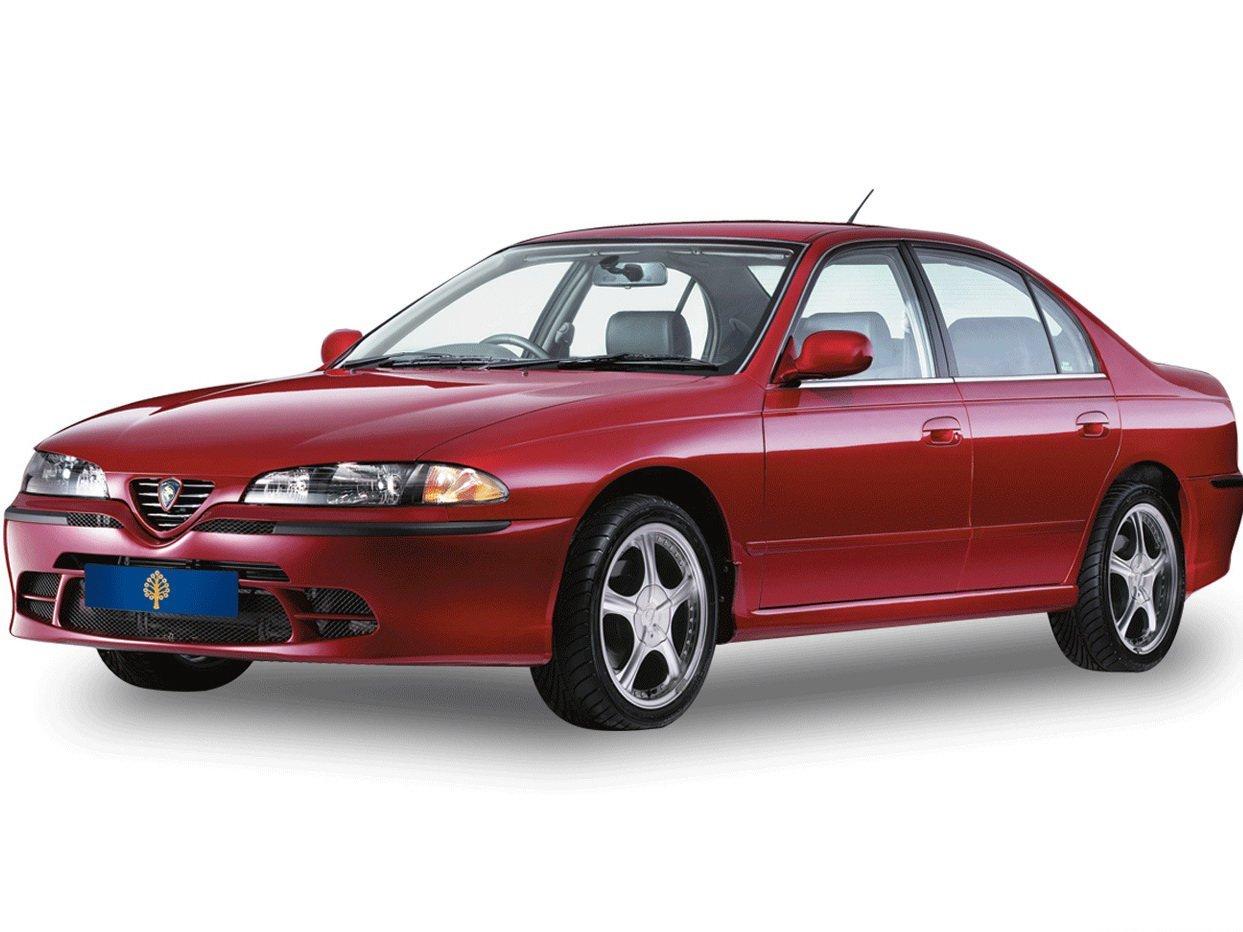 седан Proton Perdana