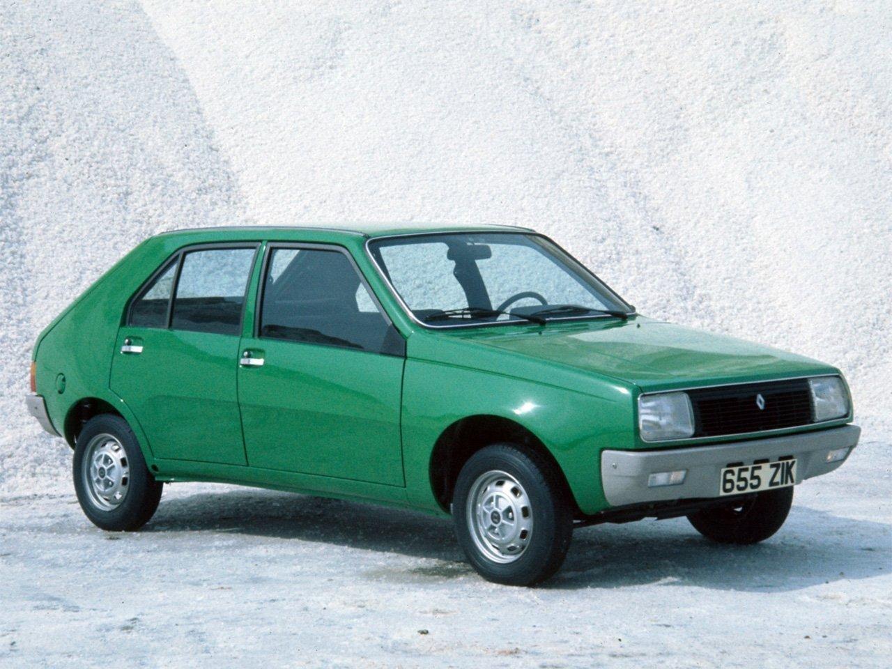 хэтчбек 5 дв. Renault 14