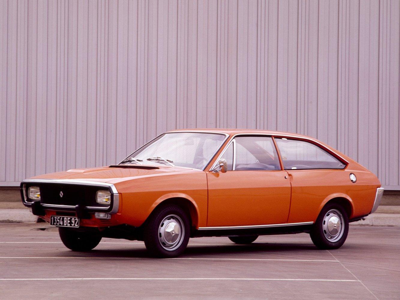 хэтчбек 3 дв. Renault 15