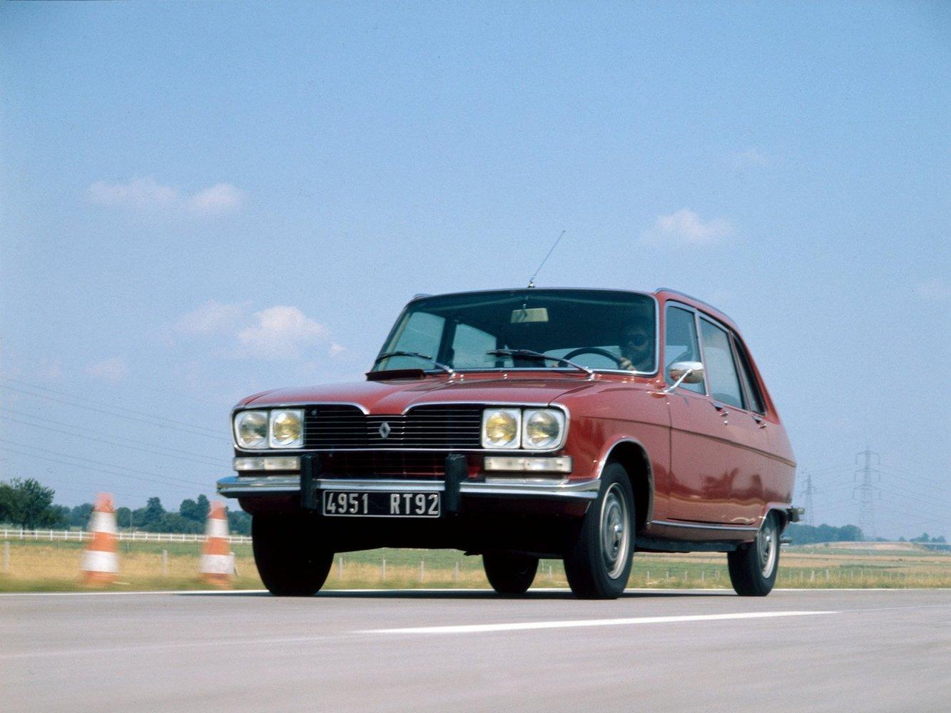 хэтчбек 5 дв. Renault 16