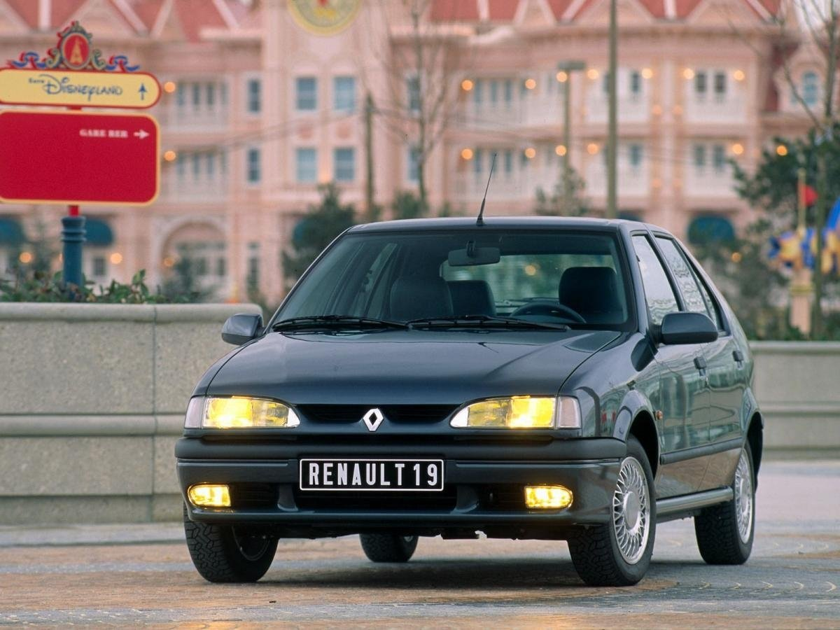 renault Renault 19