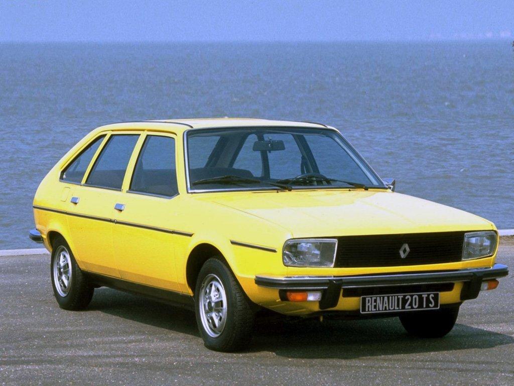 хэтчбек 5 дв. Renault 20