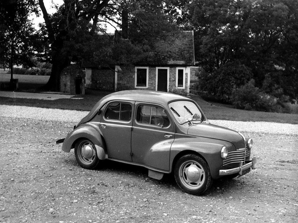 renault Renault 4CV