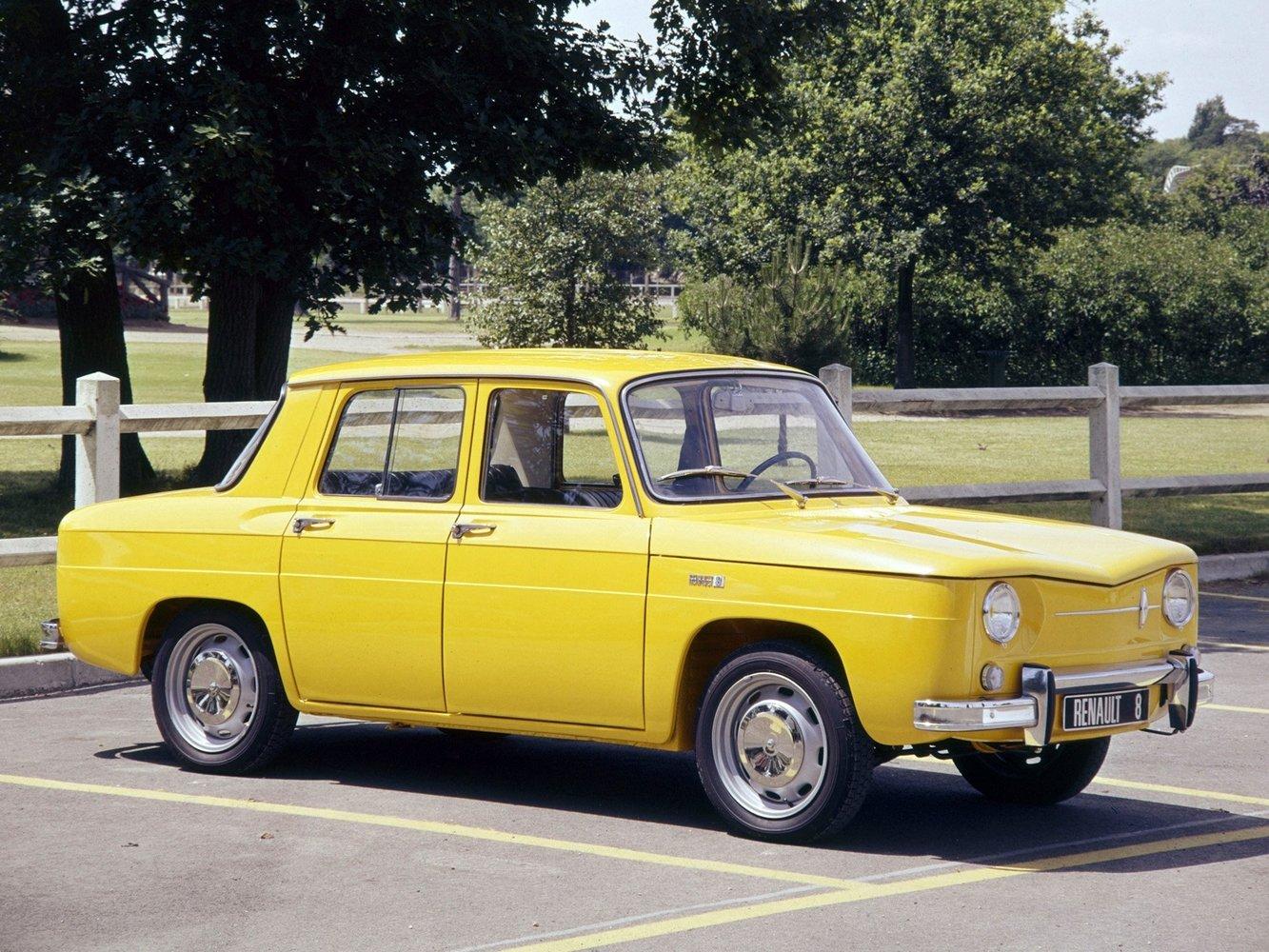 renault Renault 8