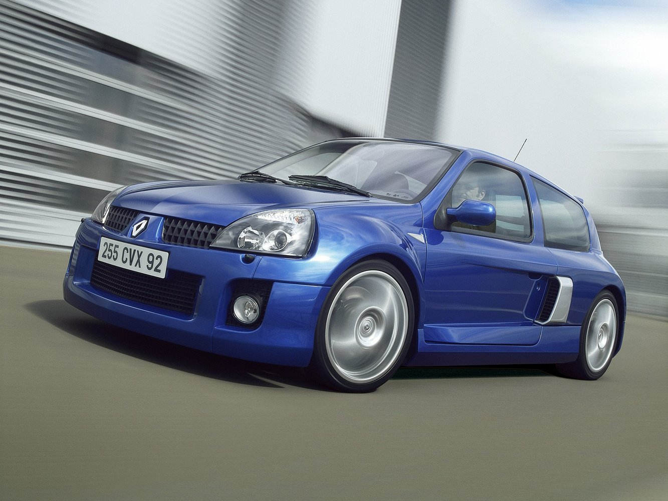 renault Renault Clio V6
