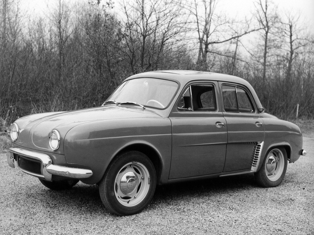 renault Renault Dauphine