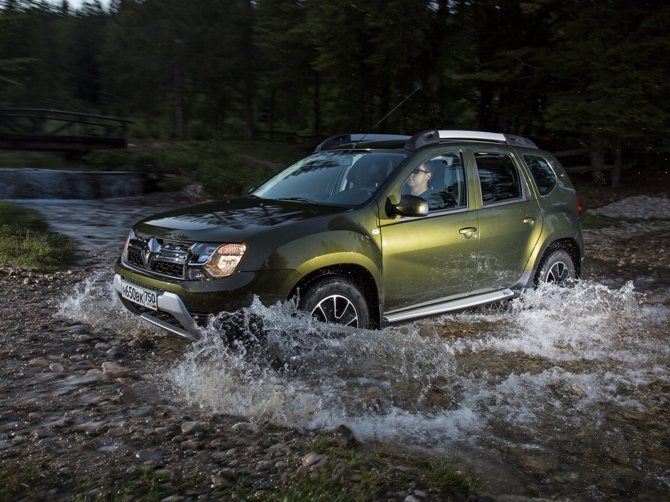 Renault Duster 2015 - 2016