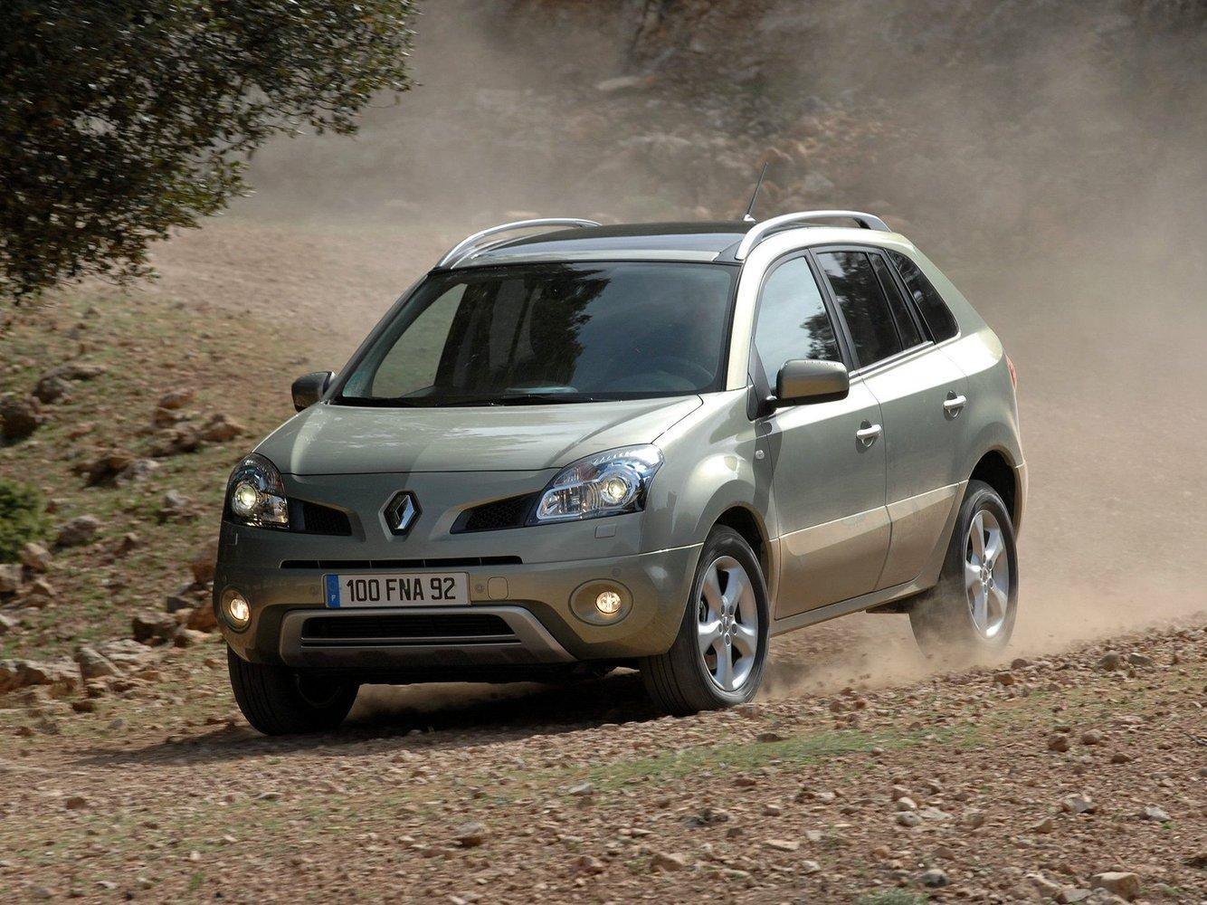 renault Renault Koleos