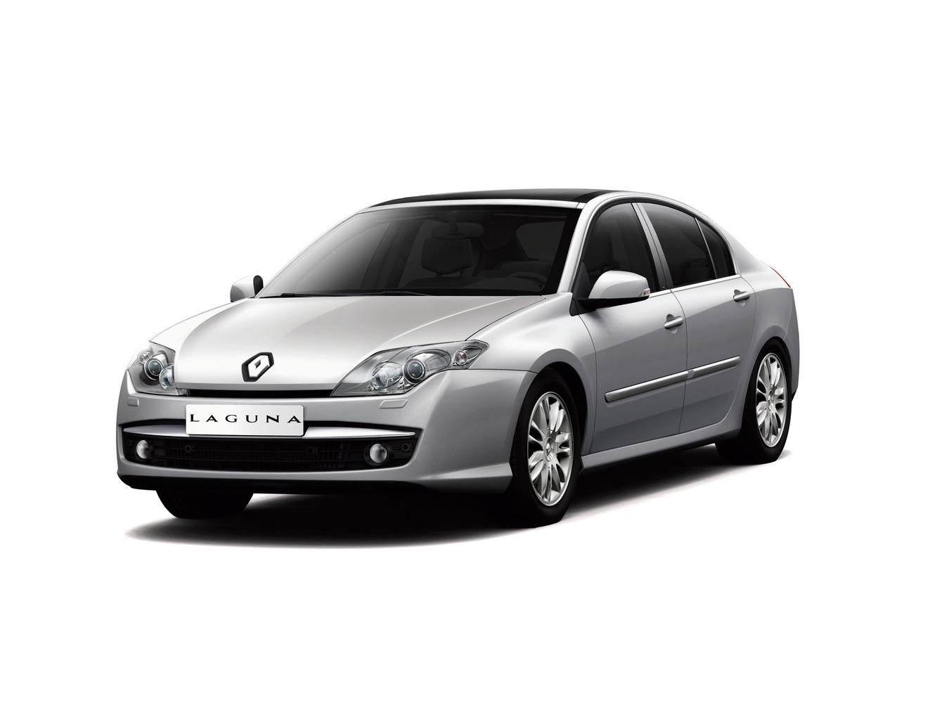 хэтчбек 5 дв. Renault Laguna