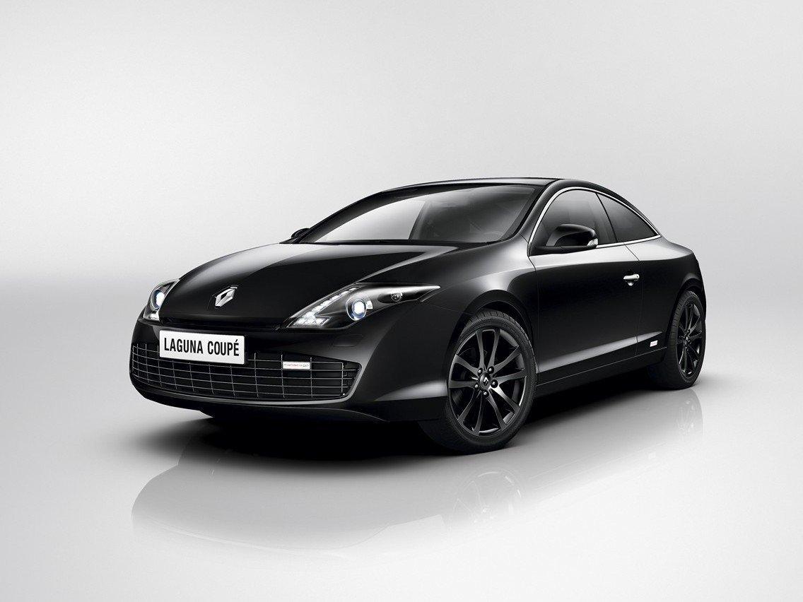купе Renault Laguna