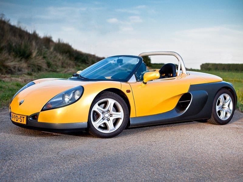 renault Renault Sport Spider