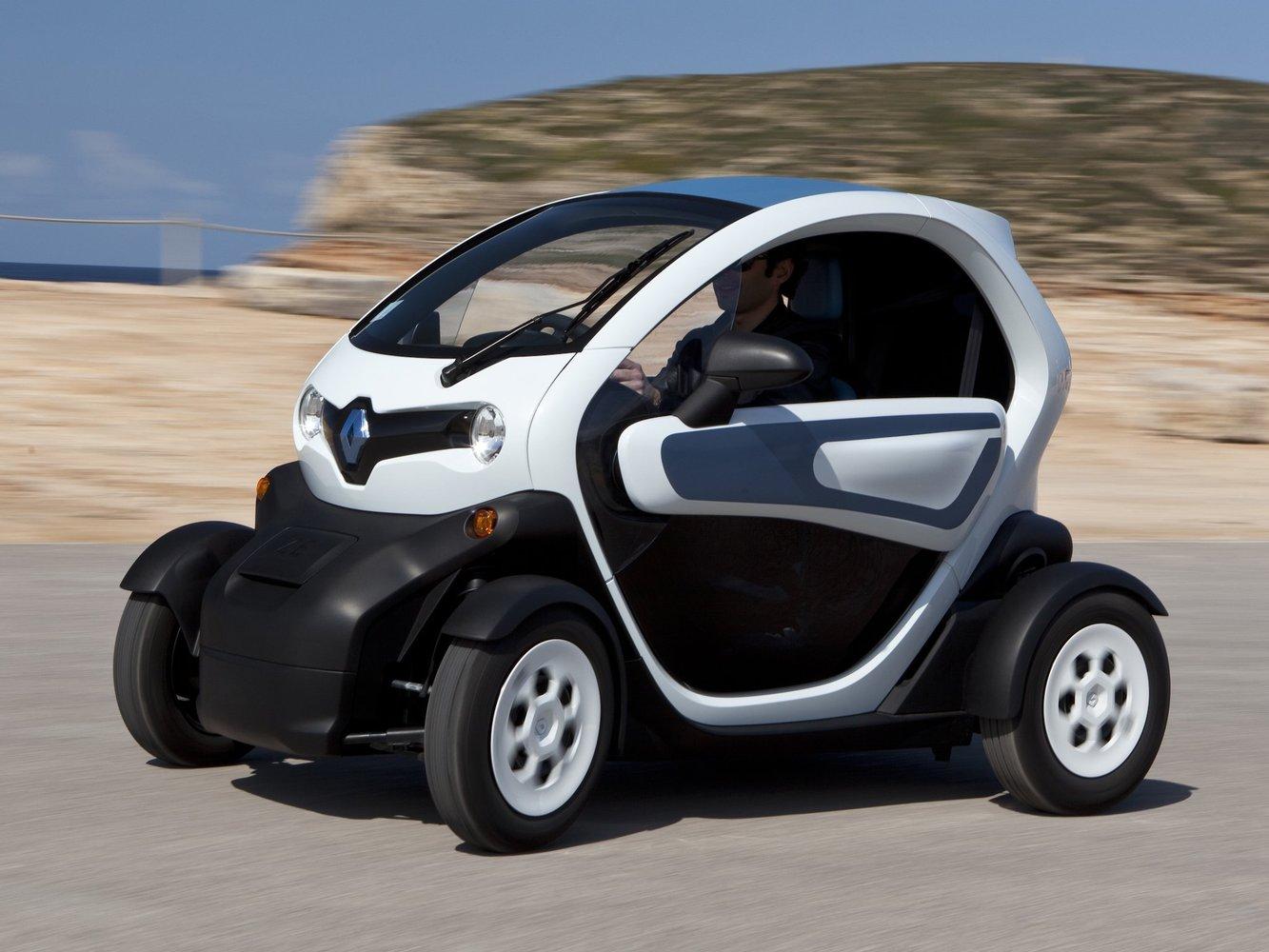 купе Renault Twizy