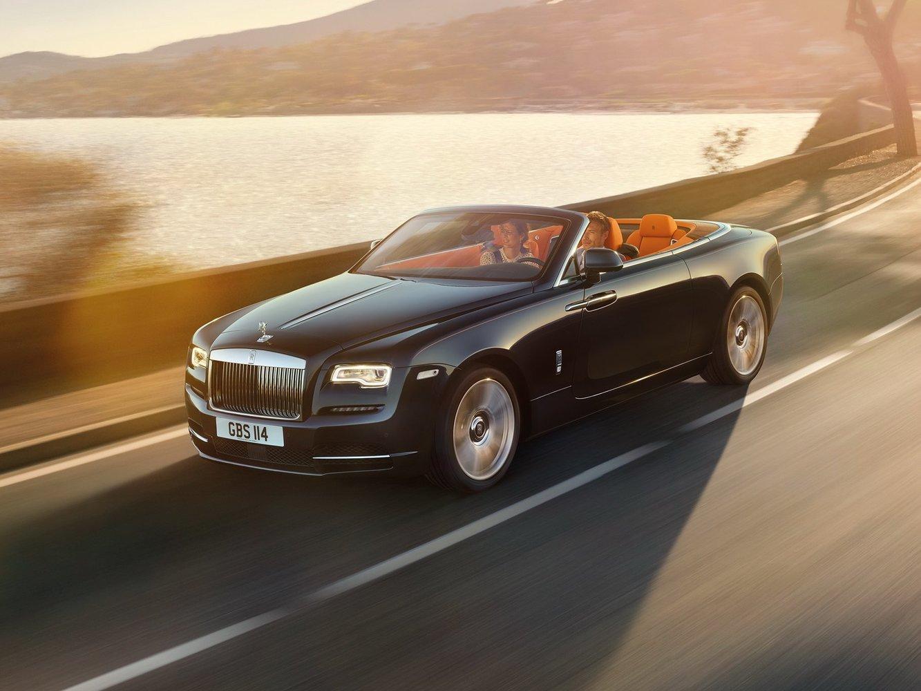 rolls_royce Rolls-Royce Dawn