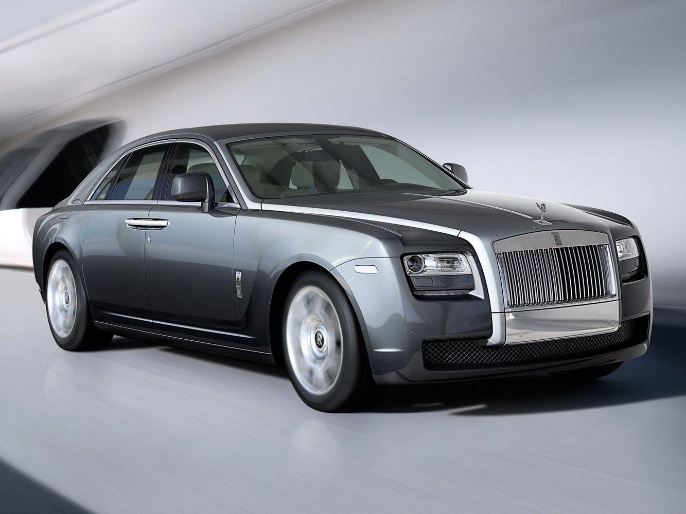 rolls_royce Rolls-Royce Ghost
