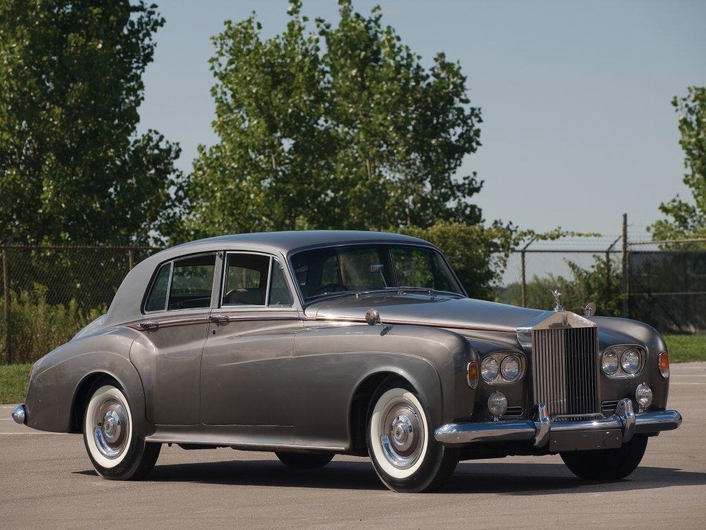 rolls_royce Rolls-Royce Silver Cloud