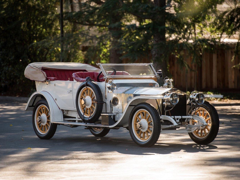 rolls_royce Rolls-Royce Silver Ghost