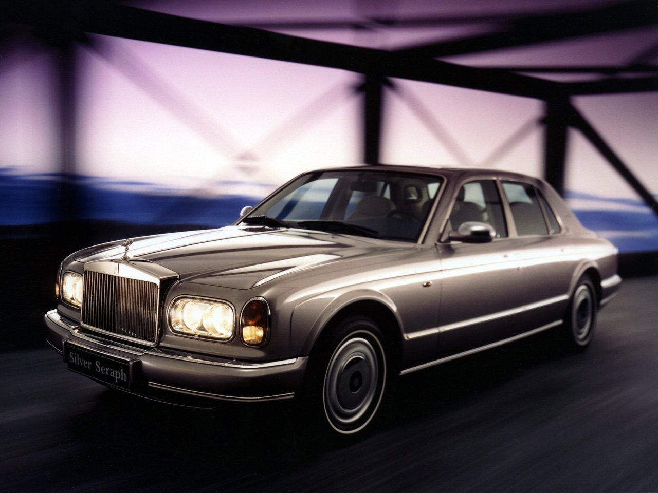 rolls_royce Rolls-Royce Silver Seraph