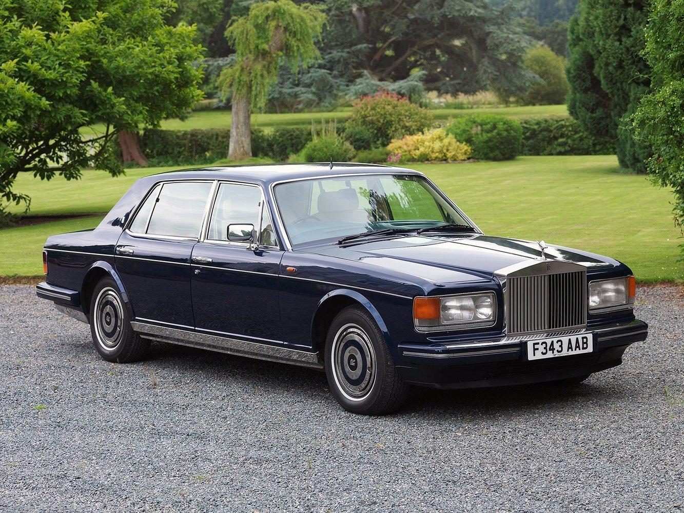 rolls_royce Rolls-Royce Silver Spur