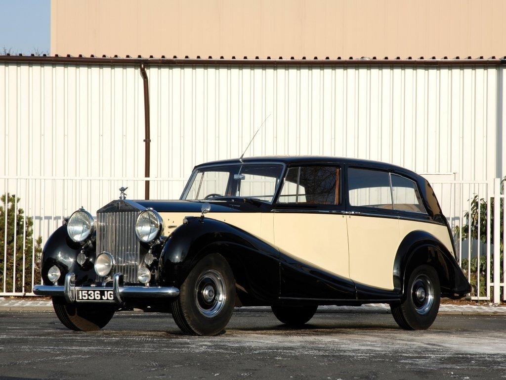 rolls_royce Rolls-Royce Silver Wraith