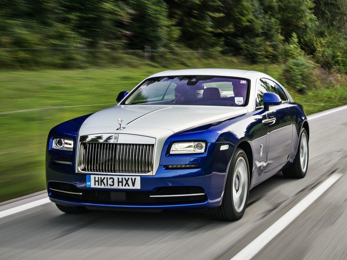 rolls_royce Rolls-Royce Wraith
