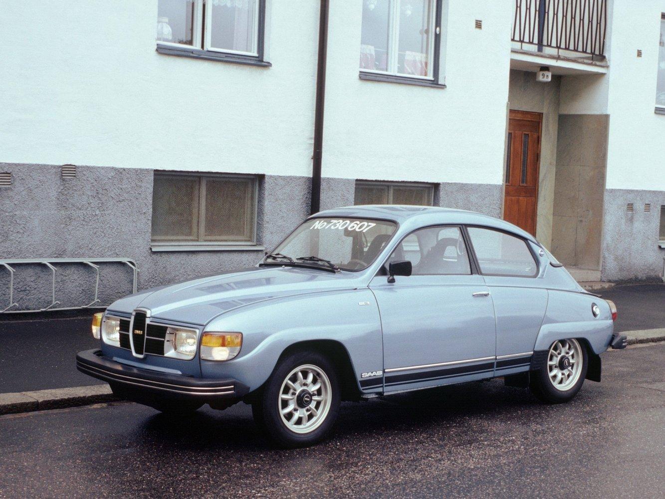 saab Saab 96