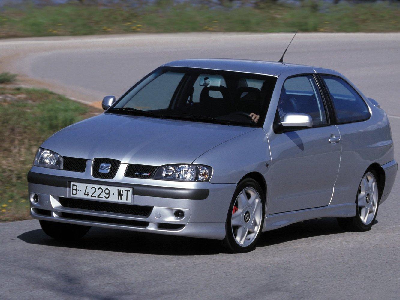 купе SX SEAT Cordoba
