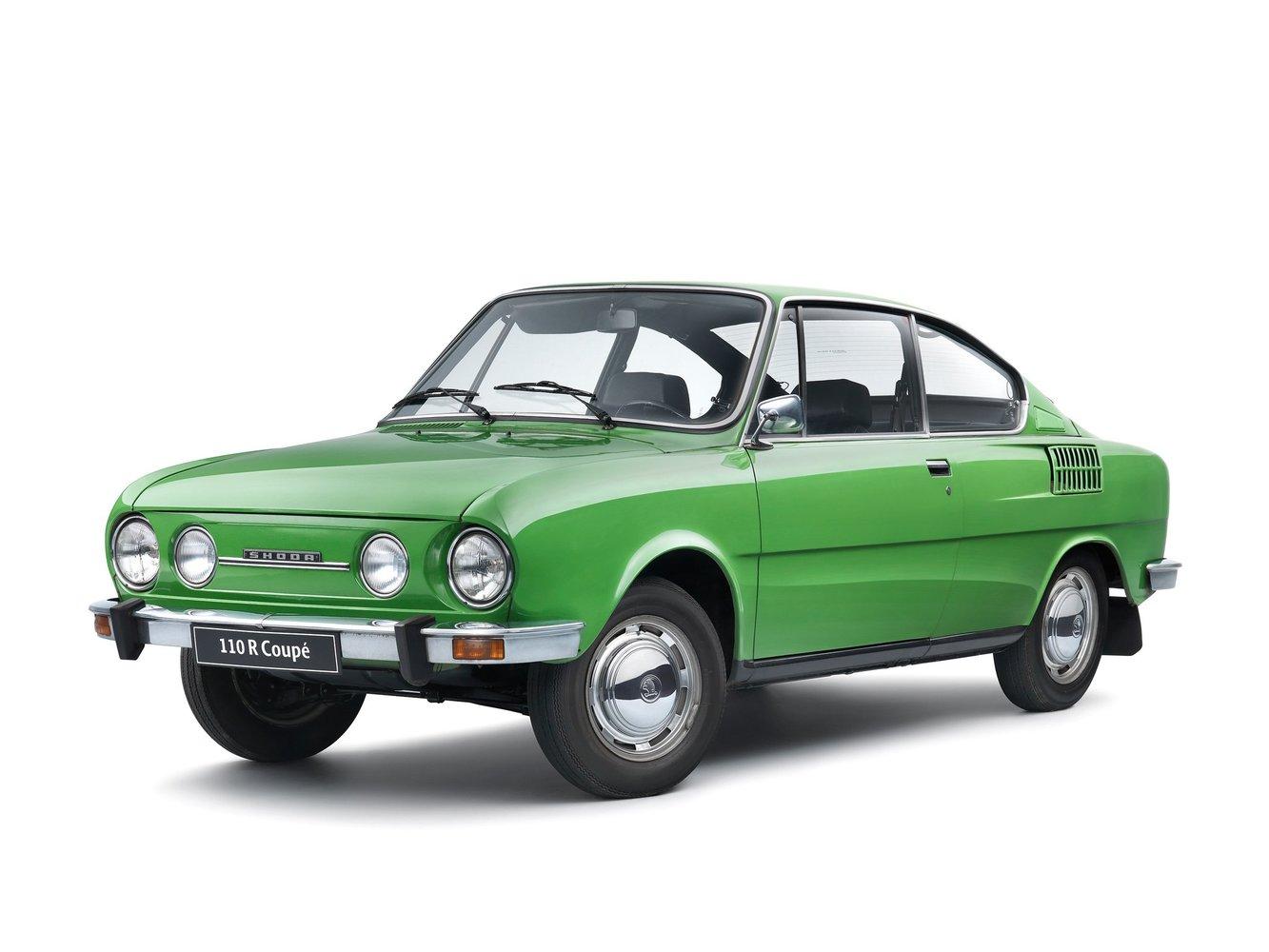 купе Skoda 100 Series