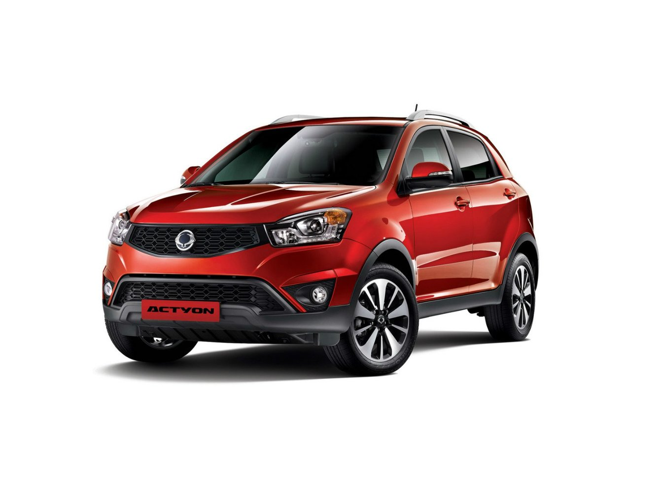 SsangYong Actyon 2013 - 2016