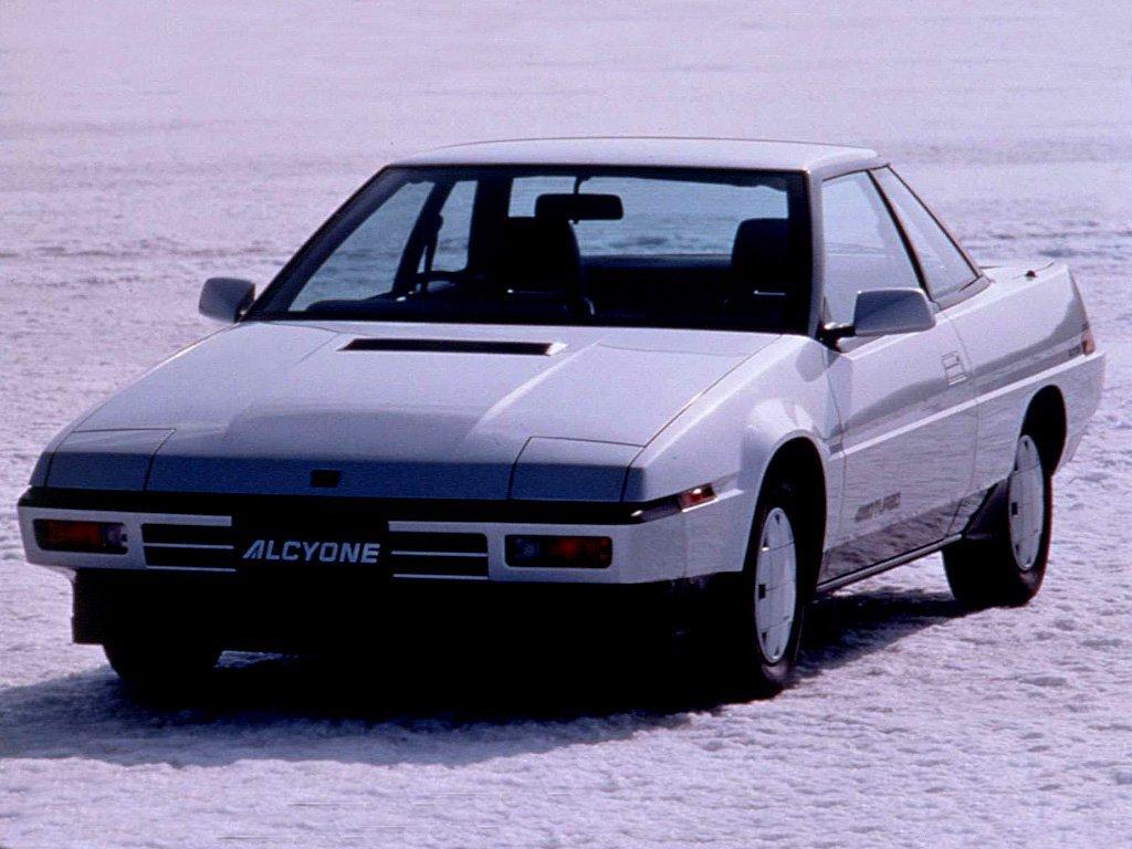 subaru Subaru Alcyone