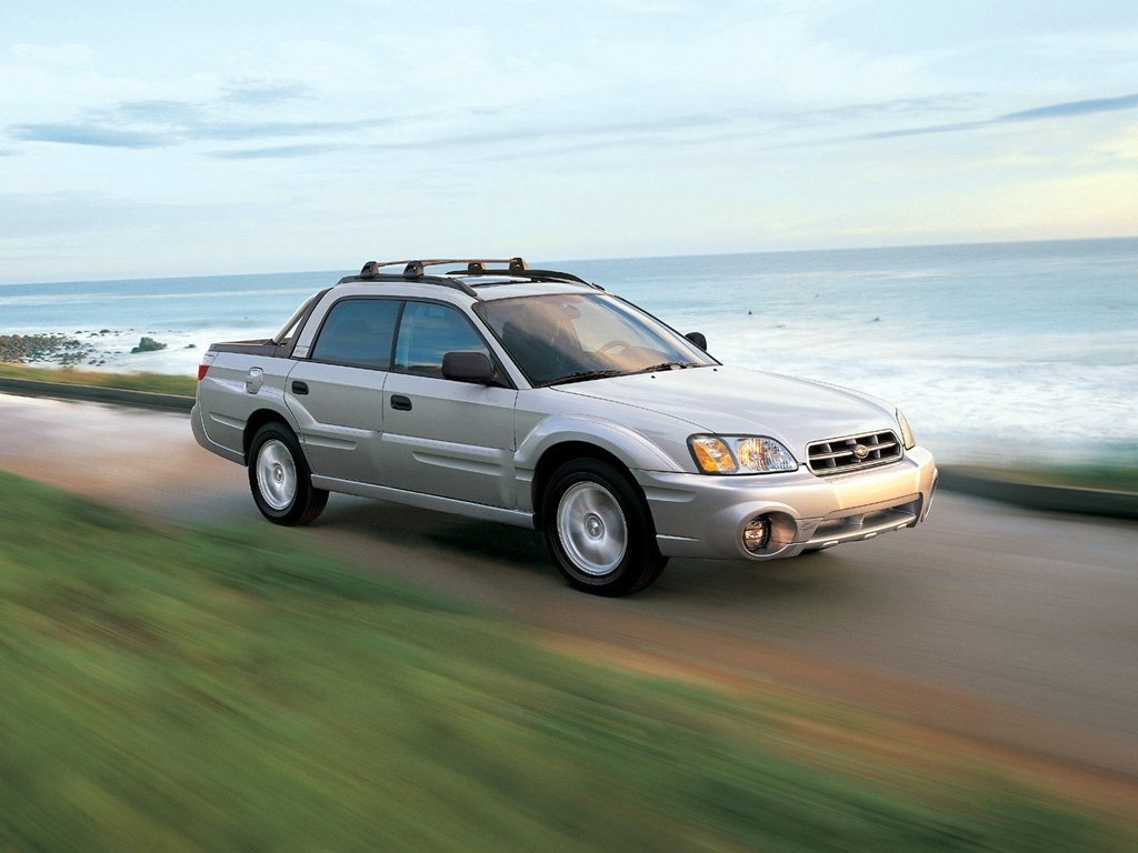 пикап Subaru Baja