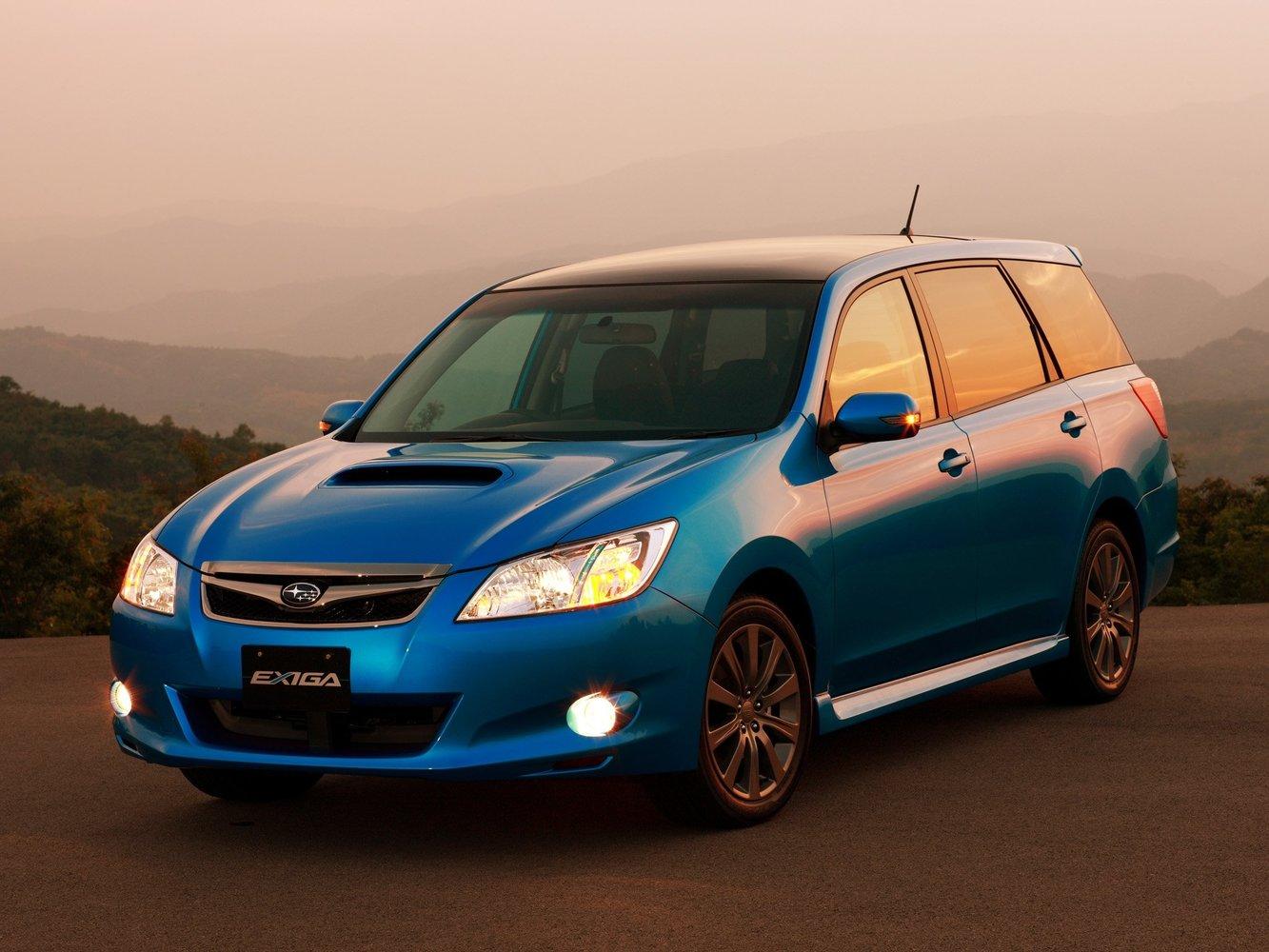 subaru Subaru Exiga