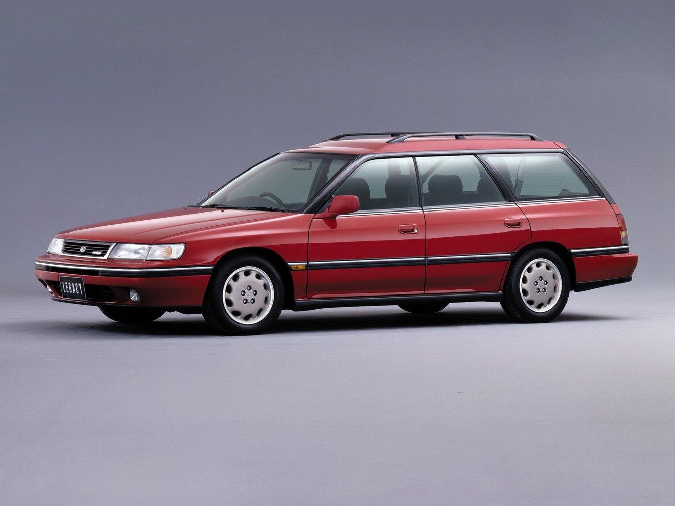 универсал TOURING_WAGON Subaru Legacy