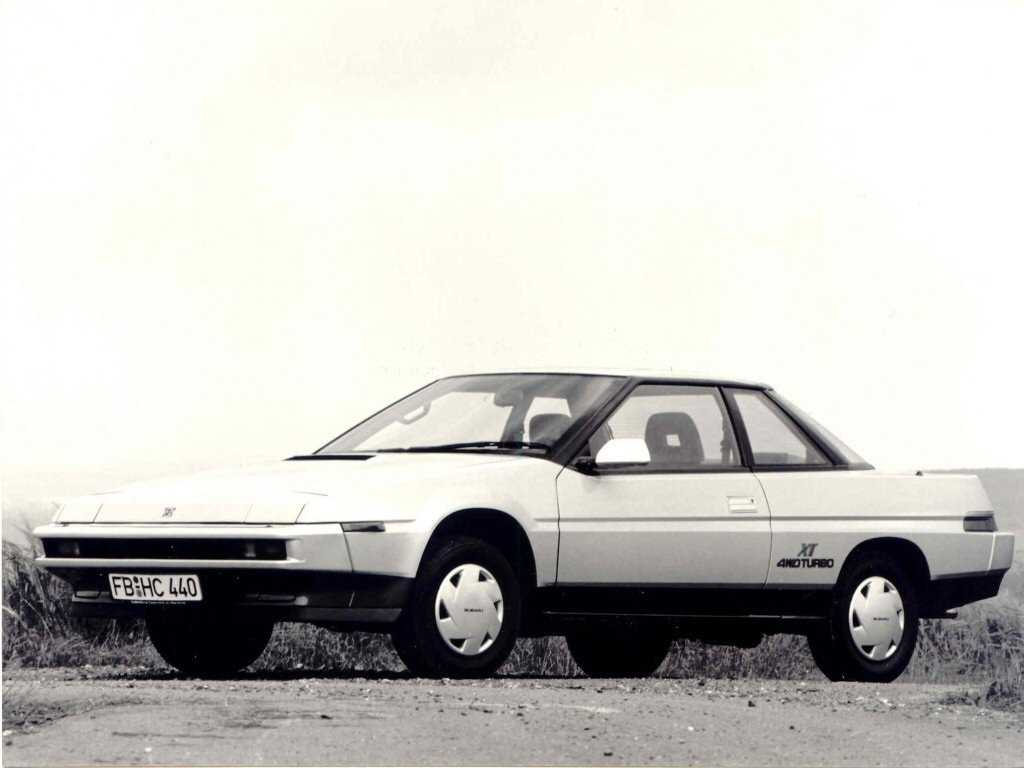 subaru Subaru XT