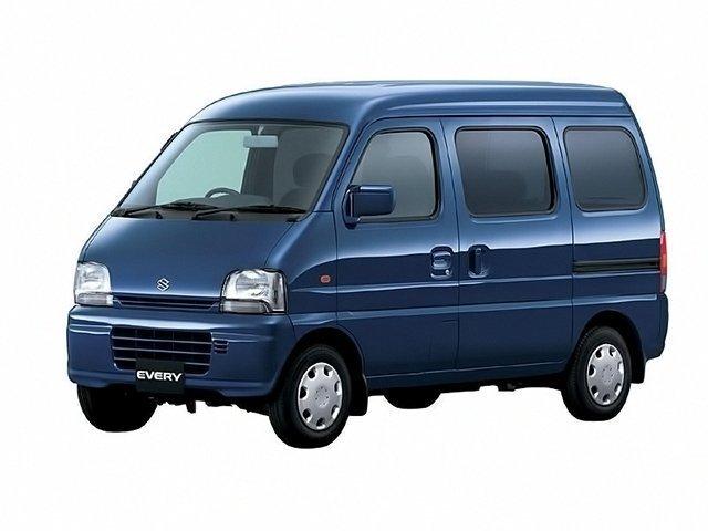 минивэн Suzuki Every