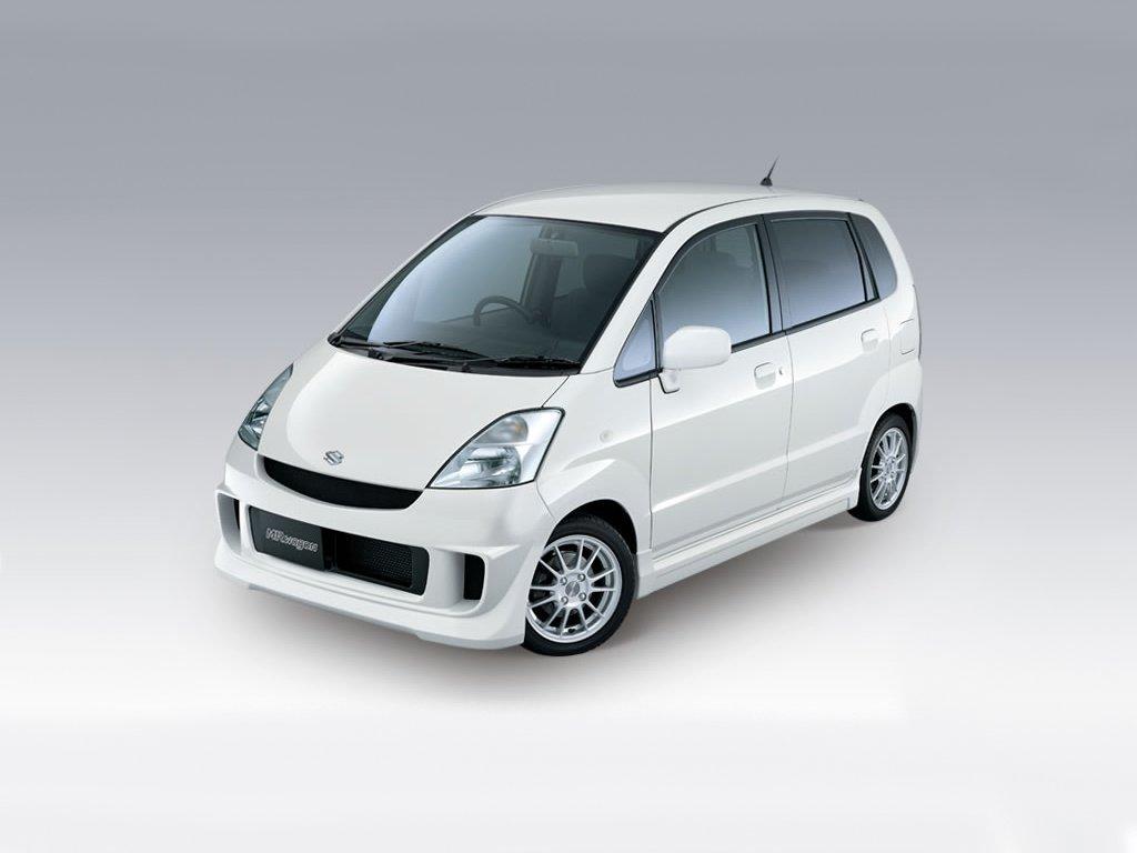 suzuki Suzuki MR Wagon
