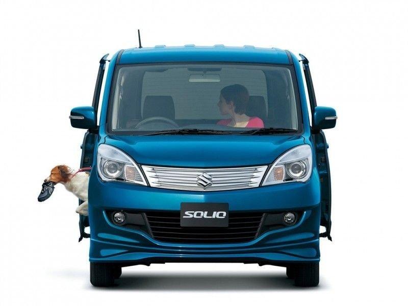 suzuki Suzuki Solio