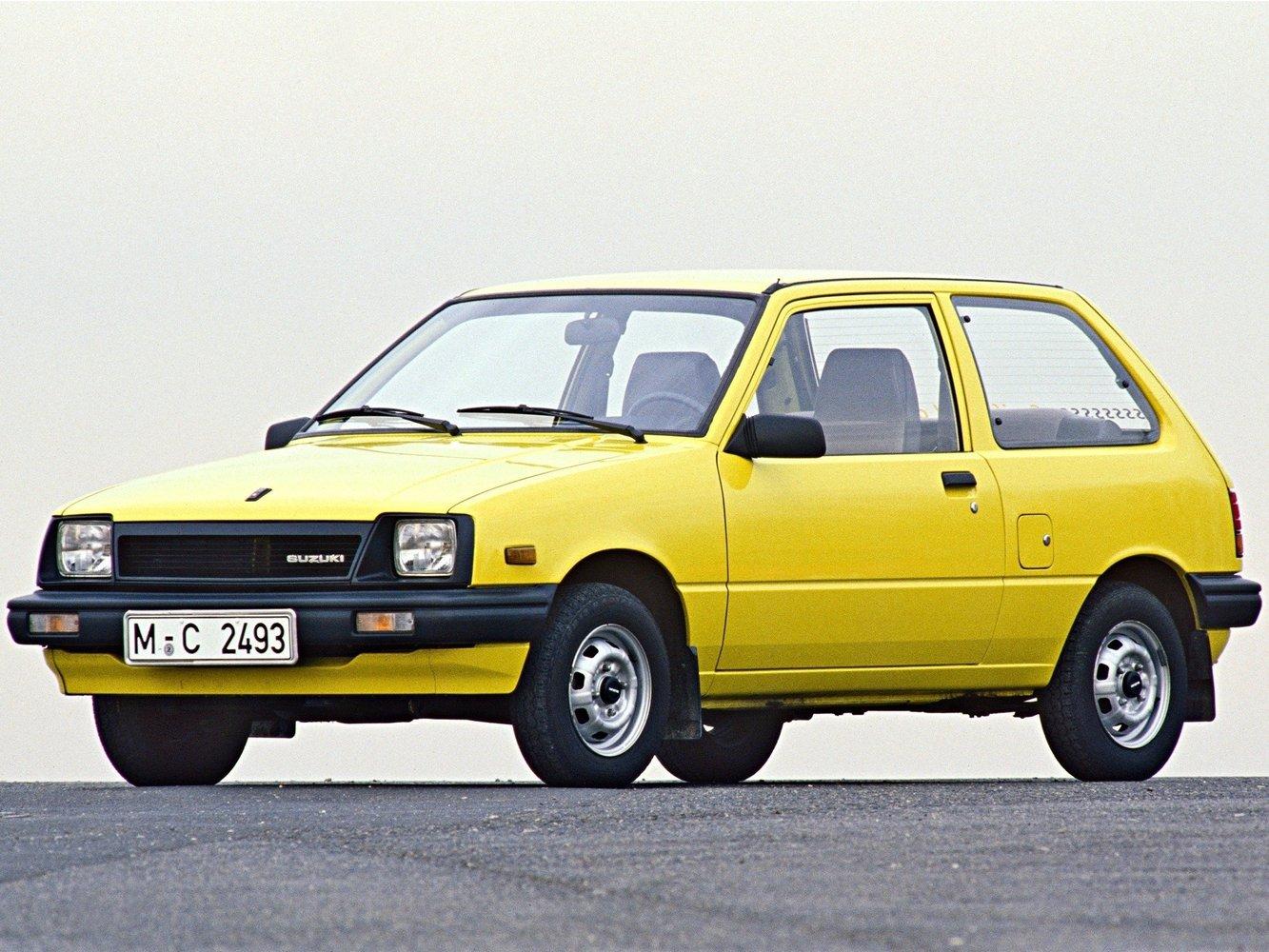 хэтчбек 3 дв. Suzuki Swift