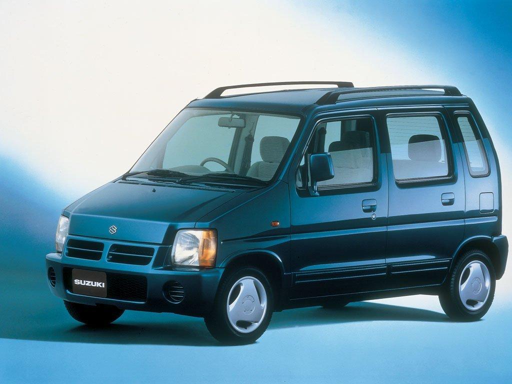 suzuki Suzuki Wagon R