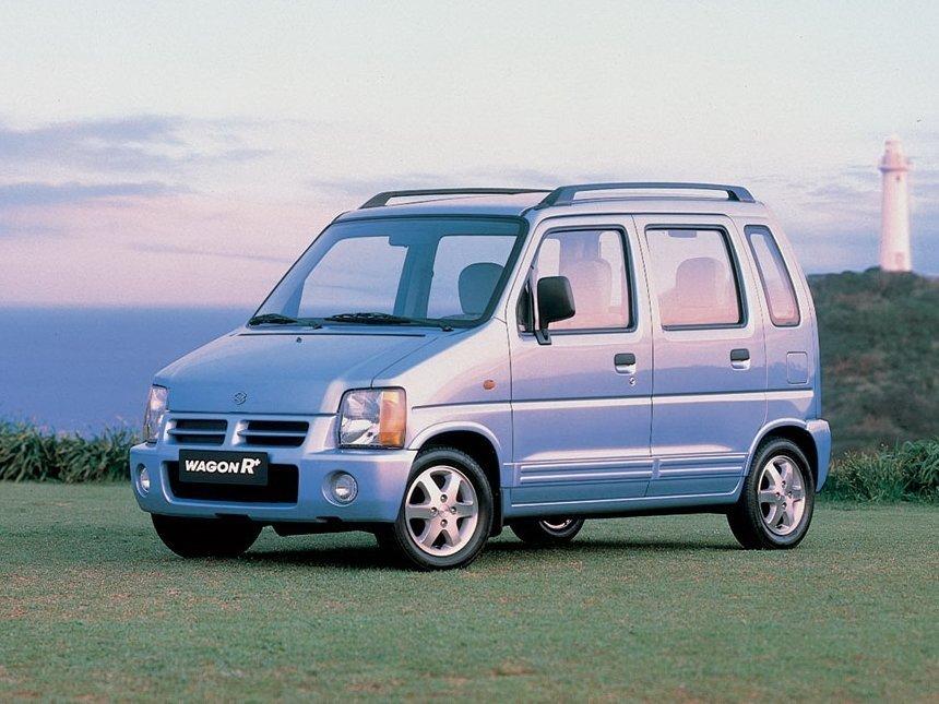 suzuki Suzuki Wagon R+