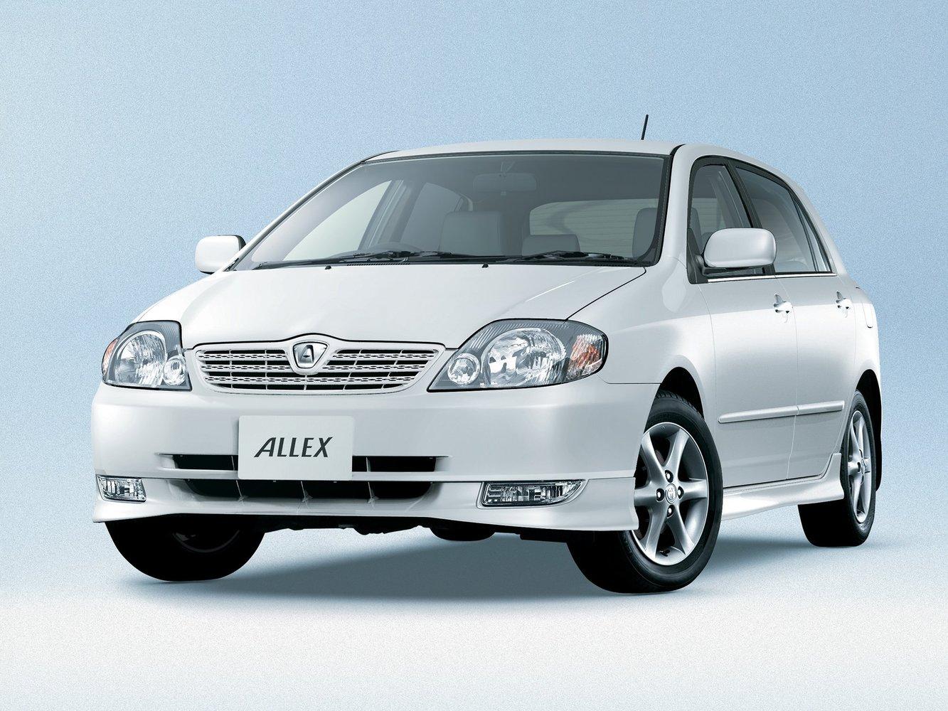 хэтчбек 5 дв. Toyota Allex