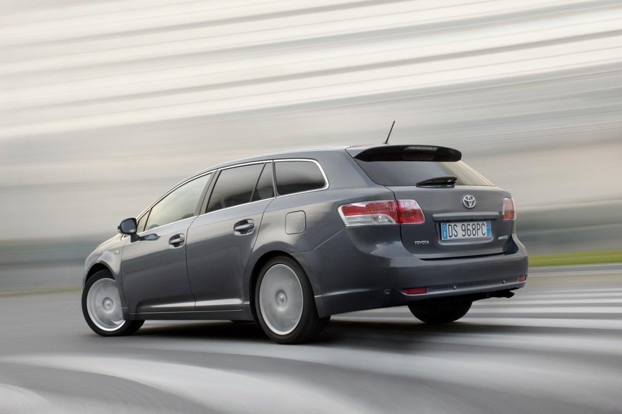 Toyota Avensis (Тойота Авенсис) - цена, отзывы ...