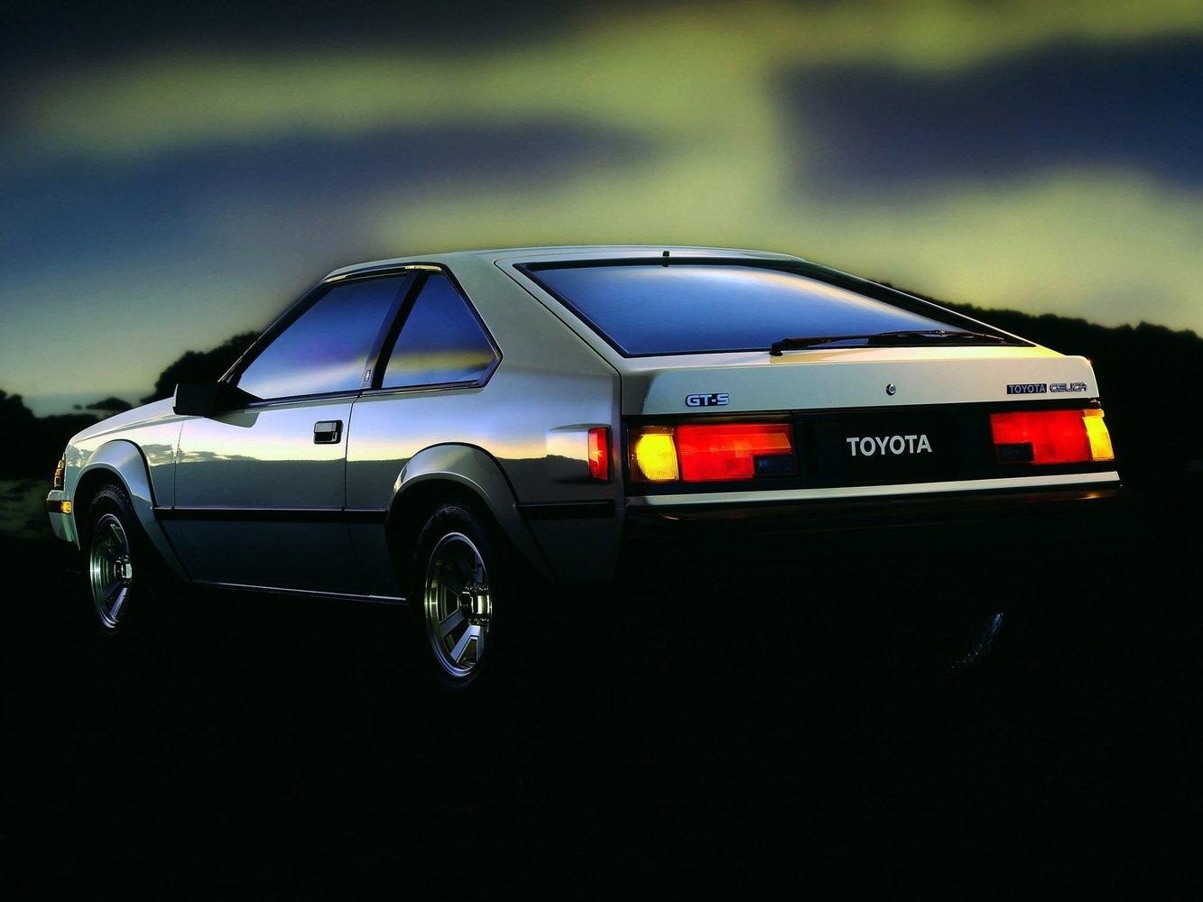 Toyota Селика максимальная скорость #4