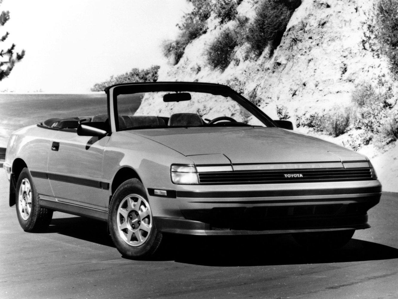 toyota Toyota Celica