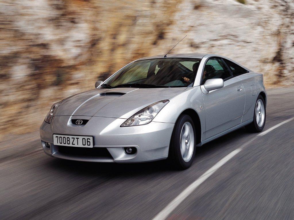 AUTO.RIA – Продажа Тойота Келика бу: купить Toyota Celica ...