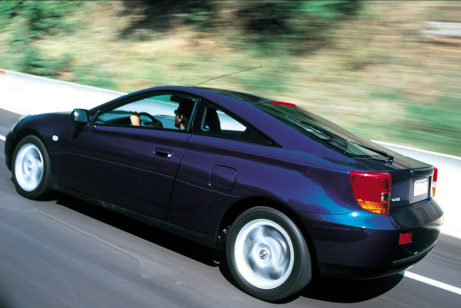 Toyota Селика максимальная скорость #5