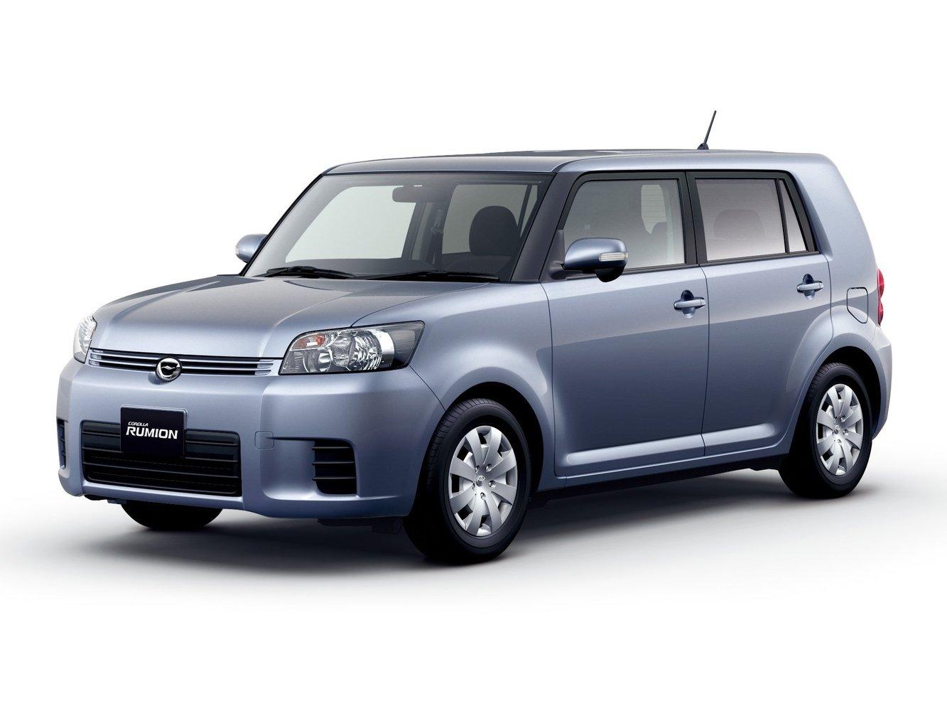 toyota Toyota Corolla Rumion