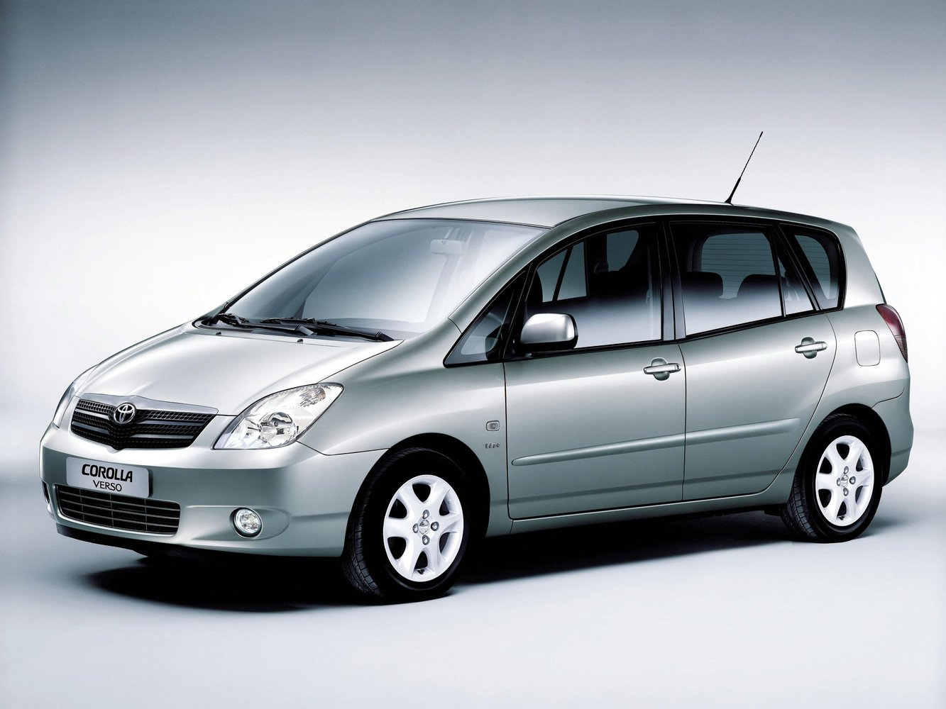 toyota Toyota Corolla Verso