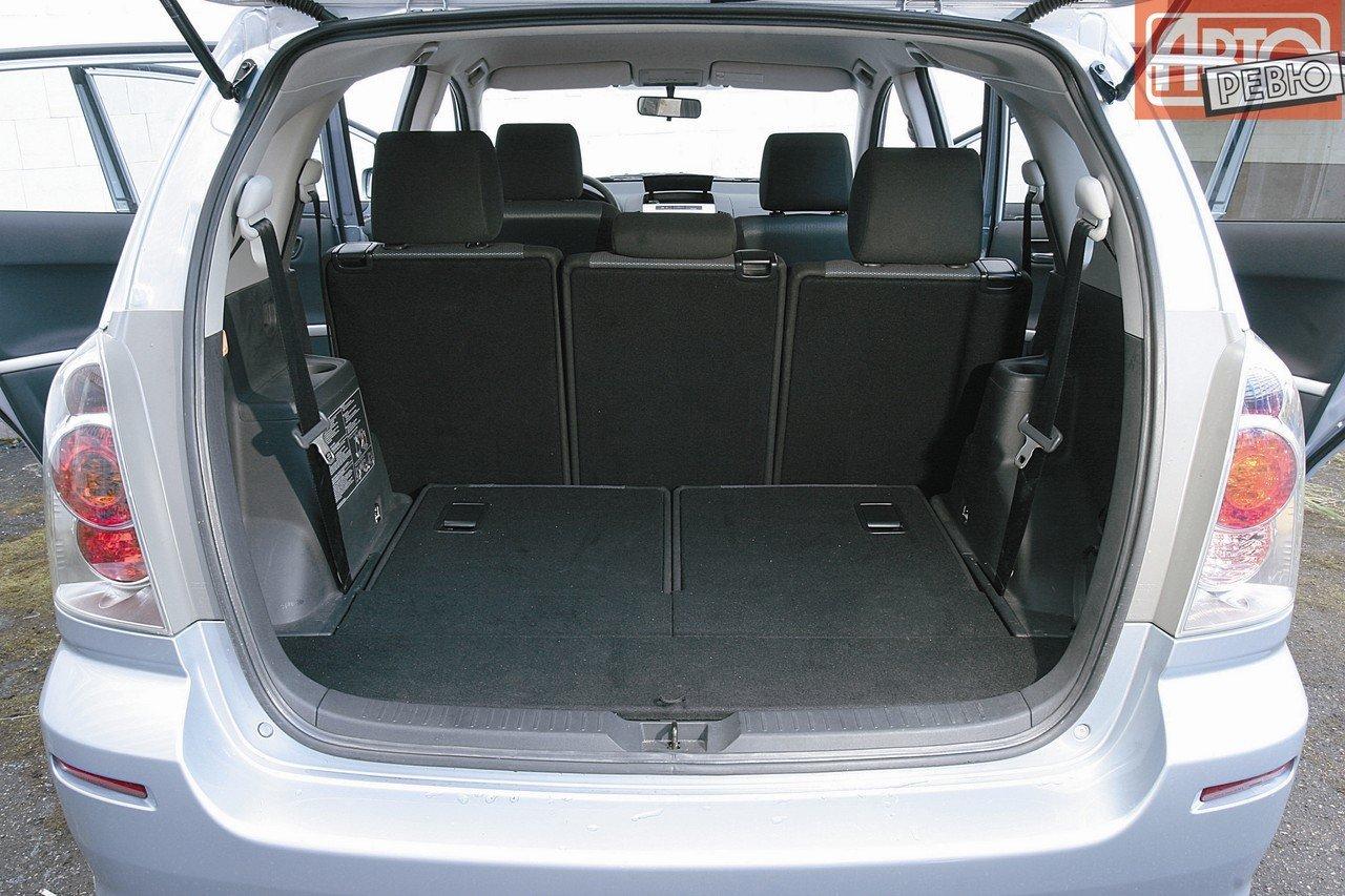 Avensis Verso VS Corolla Verso - Toyota
