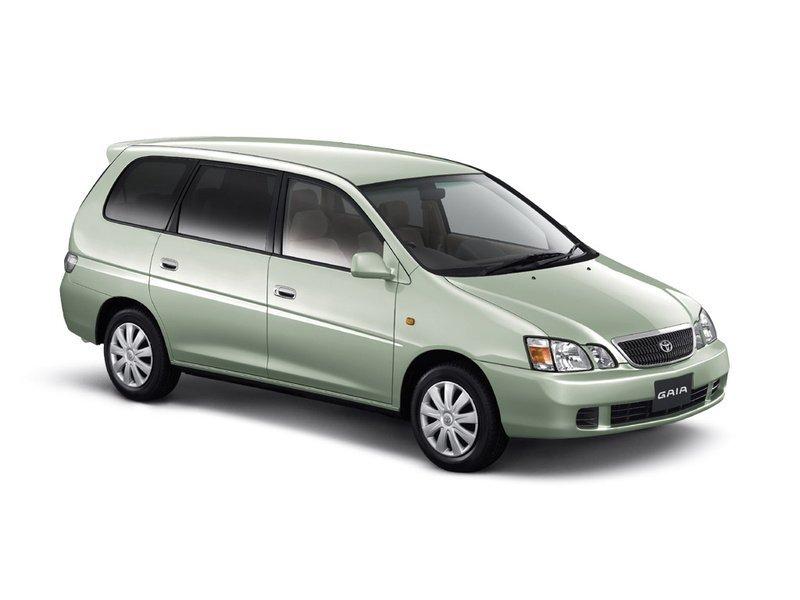 toyota Toyota Gaia